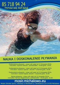 nauka pływania1